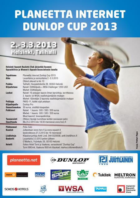Planeetta Internet Dunlop Cup 2013