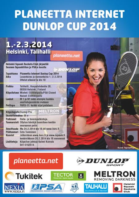 Planeetta Internet Dunlop Cup 2014